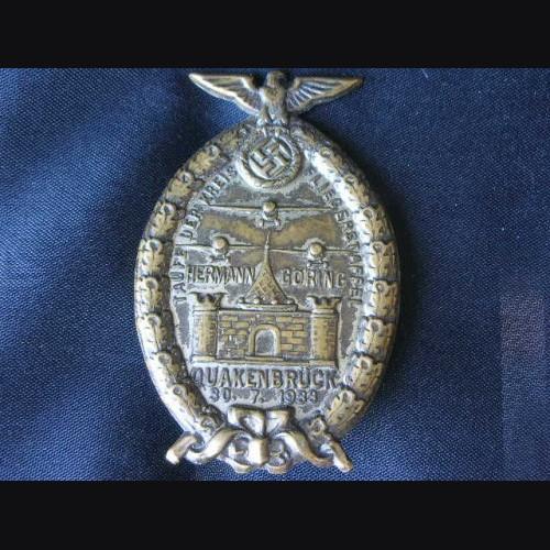 Commemorative Flight Squadron Tinnie 1933 # 1327