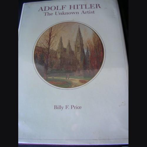 Adolf Hitler The Unknown Artist ( Billy Price ) # 1349