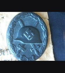 Black Wound Badge w/Packet # 1353