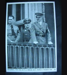 Adolf Hitler Postcard # 1361