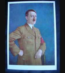 Adolf Hitler Postcard # 1368