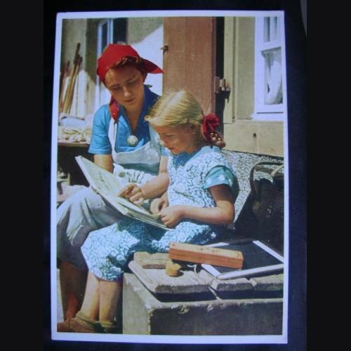 Third Reich Berchtesgaden Posctcard # 1372
