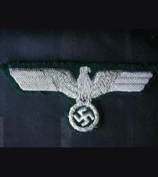 Wehrmacht Bullion Breast Eagle  # 1379