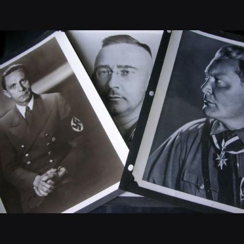 Himmer, Goering, Goebbels Photo's # 1389