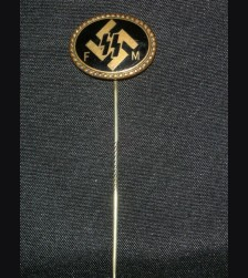 SS FM Contributers Stick Pin # 1397