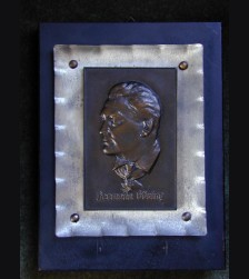 Hermann Goring Plaque  # 1401