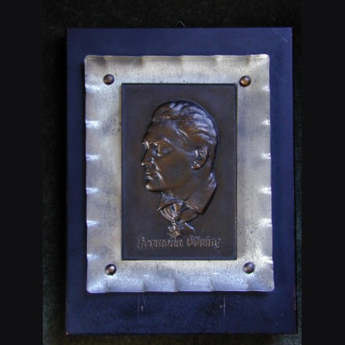 Hermann Goring Plaque  # 1401