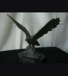 Bronze Adler 1930'S Signed Rottger # 1403
