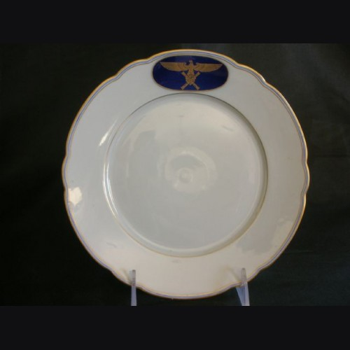 Hermann Goring Formal Dinnerware- Serving Plate  # 1411