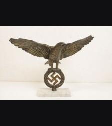 Luftwaffe Schellenbaum Adler  # 1422