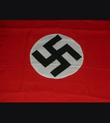 N.S.D.A.P Flag W/ Sleeve # 1426