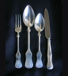 Silverware Setting- General Hans Frank # 1433