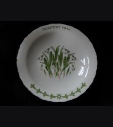 Allach Porcelain Juhlfest Pohl Plate 1941 # 1449