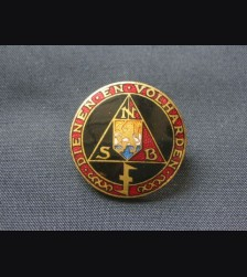 Dutch NSB Member Pin for Female # 1465