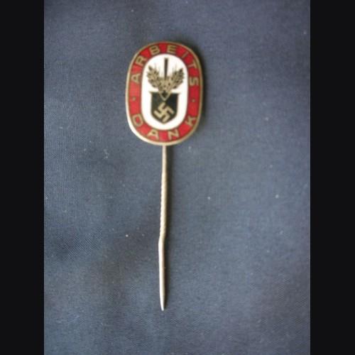 Rad Arbeit Dank Stick Pin # 1466
