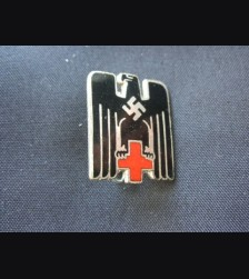 DRK Member Badge-Deutsches Rotes Kreuz # 1482