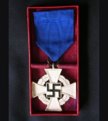 N.S.D.A.P 25 Year Service Cross # 1492