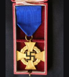 N.S.D.A.P 40 Year Service Cross # 1493