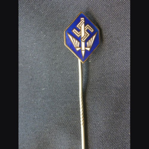 German Stenographer Stickpin # 1495
