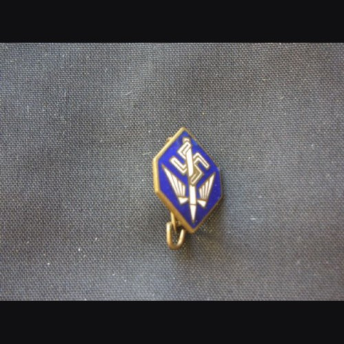 German Stenographer Pin # 1509