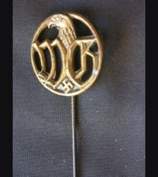 Wehrmacht Civil Employee Stickpin # 1511