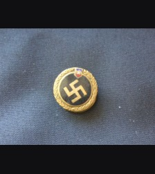 N.S.D.A.P Foreign Supporter Pin ( Chile ) # 1536