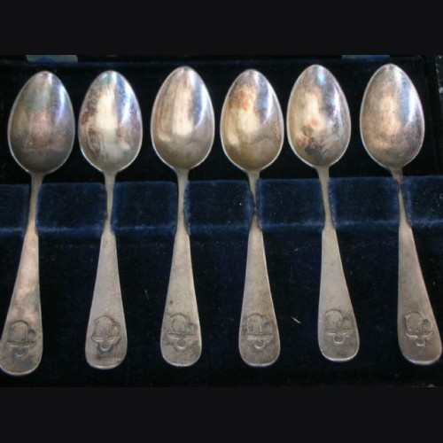 Haus Der Kunst Spoon Set- Munich House of Arts # 1627