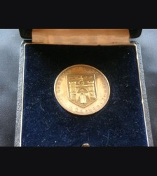 Cased Munich Medallion  # 1645