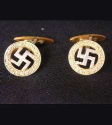 Deutschland Erwache Cufflinks # 1654