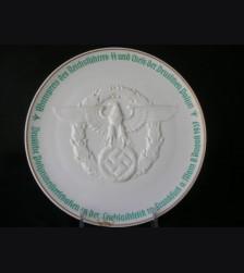Allach Police Plate 1st Prize- Frankfurt # 1664