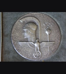 Haus Der Kunst 1933 Groundbreaking Medal ( Boxed ) # 1668