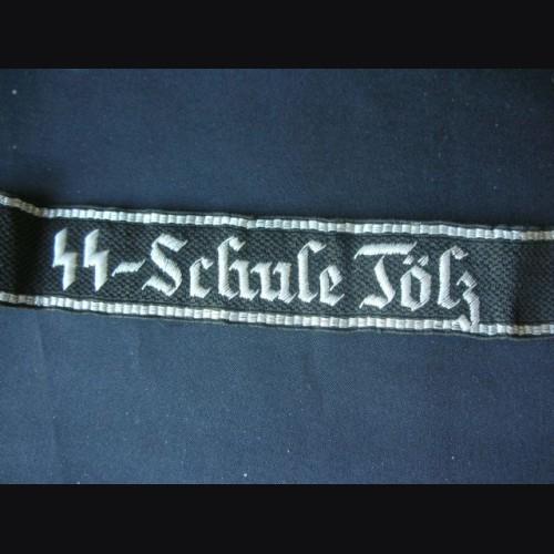 SS Schule Tolz Cuff Title # 1674