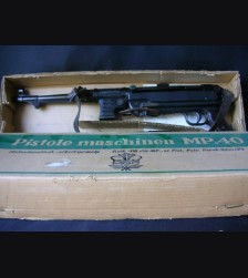 Marushin Boxed MP-40 Machine Gun (Boxed) # 1698