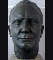 Herman Goring Bronze Bust ( J. Rogge ) # 1702