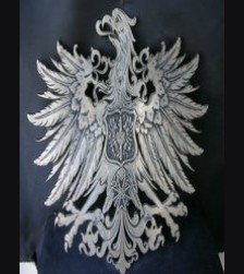 Hohenzollern/Prussian Wall Adler  # 1703