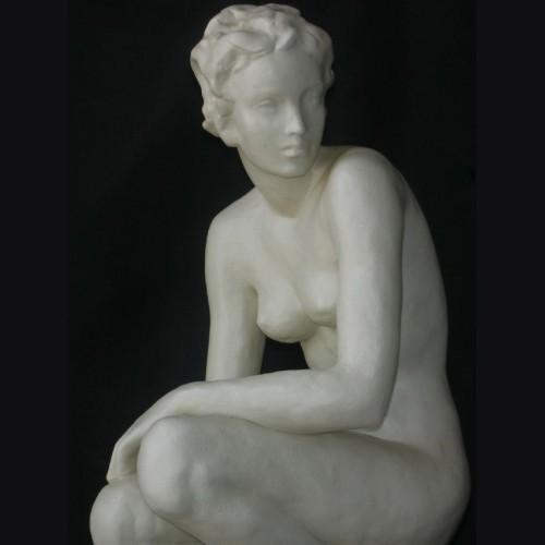 German Maiden- Fritz Klimsch ( Rosenthal ) # 1783