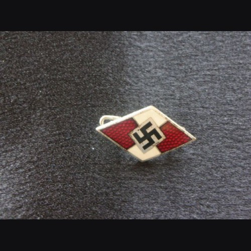 Hitler Youth Diamond Pin  # 1789