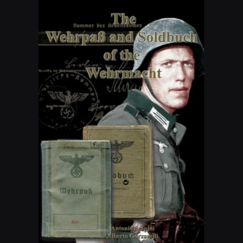 The Wehrpass and Soldbuch of the Wehrmacht # 1809
