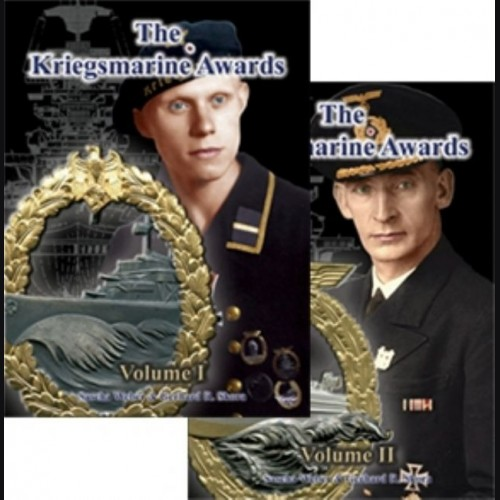 The Kriegsmarine Awards # 1815