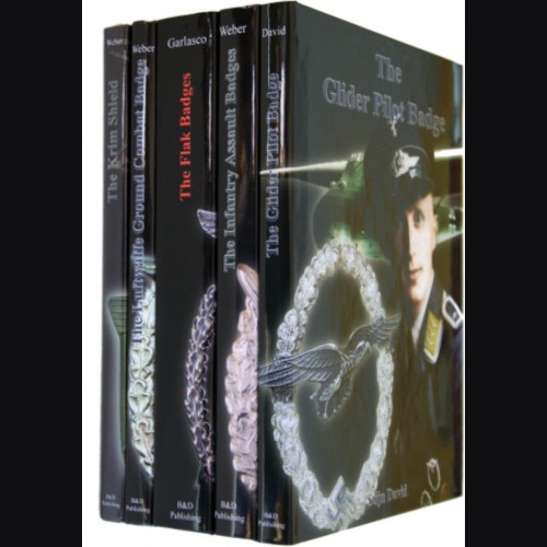 5 Book Package- Mix