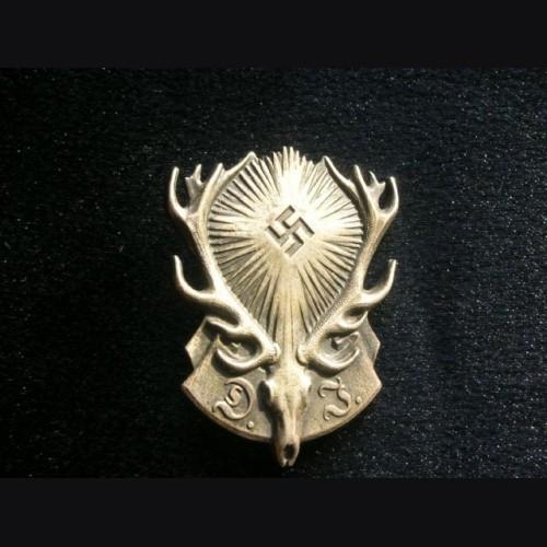 DJ German Hunting Association Badge # 1853