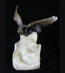 Bronze Eagle- Pre WWII # 1864