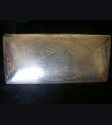 Hermann Goring Presentation Cigar Box- Nuremburg 1929 # 1888