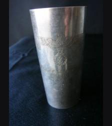 Large Silver Presentation Cup- Wilhelm Binder # 1892
