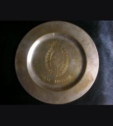 Coburg Anniversary Plate- Silver Plated # 1910