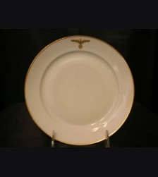 Adolf Hitler Formal Dinnerware- Deutscher Hof (Nymphenburg) # 1927