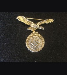 Deutschland Erwacht Lapel Pin # 1935