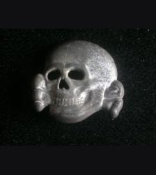 SS Totenkopf Cap Skull- Deschler # 1941
