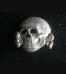 SS Totenkopf Cap Skull- Deschler # 1942