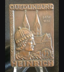 Quedlinburg Badge # 1953